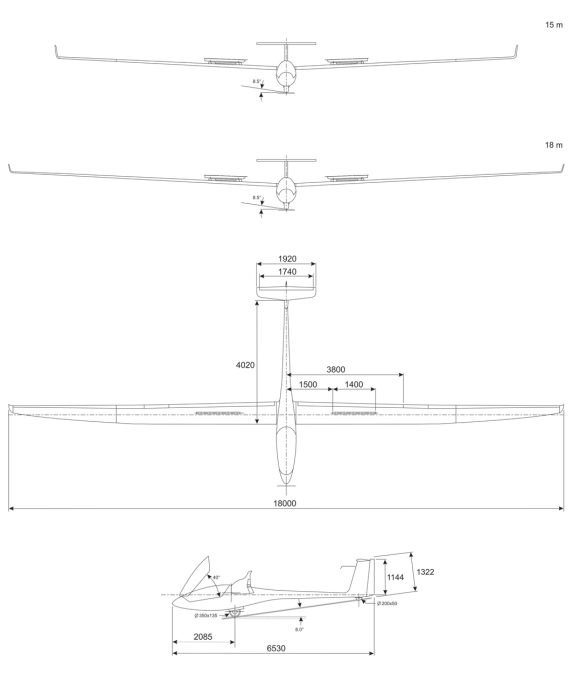 LAK-17B_Drawing